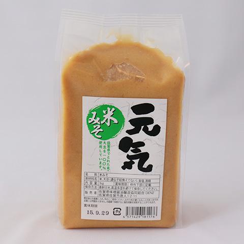 元気みそ(米)1kg
