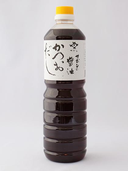 かつおだし醤油1L