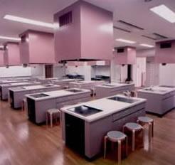 アバンセ調理実習室